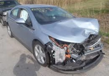 Szczęki hamulcowe przednie Chevrolet Volt