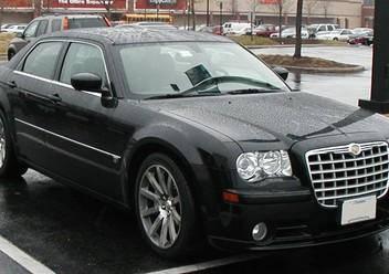 Podręczniki / Literatura / Przeglądy Chrysler  300C I