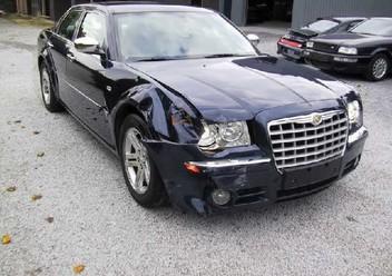 Szczęki hamulcowe przednie Chrysler  300C I