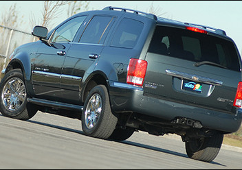 Pokrowce samochodowe Chrysler  Aspen