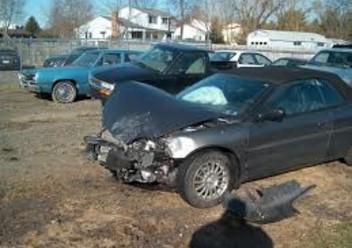 Pokrowce ochronne Chrysler  Sebring