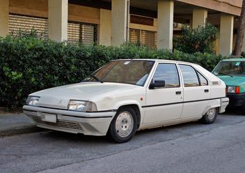 Dywaniki samochodowe Citroen  BX