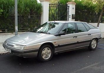Pokrowce samochodowe Citroen  XM