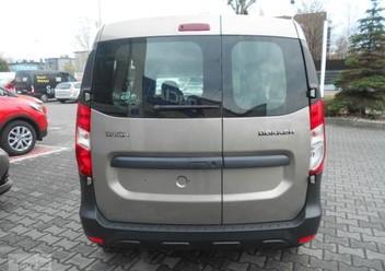 Pokrowce ochronne Dacia Dokker