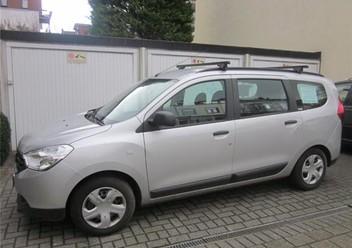 Dywaniki samochodowe Dacia Lodgy