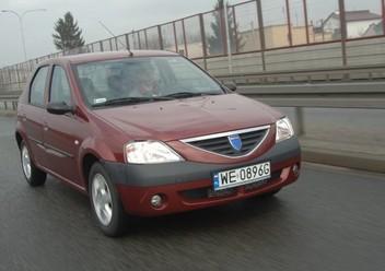 Szczęki hamulcowe przednie Dacia Logan I
