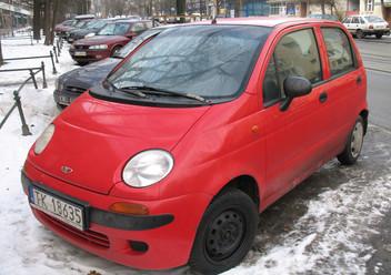 Regulator siły hamowania Daewoo Matiz I