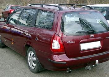 Pokrowce samochodowe Daewoo Nubira
