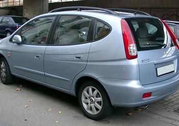 Dywaniki samochodowe Daewoo Tacuma