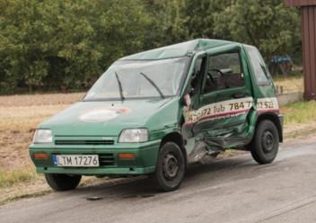 Dywaniki samochodowe Daewoo Tico