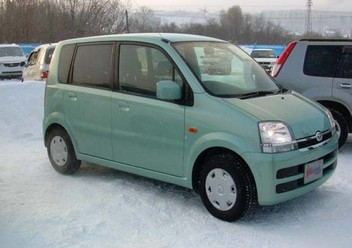 Dywaniki samochodowe Daihatsu Move