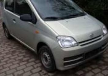 Pokrowce samochodowe Daihatsu Sirion III