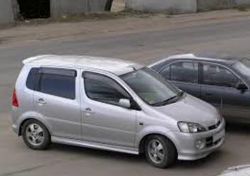 Antena Daihatsu YRV