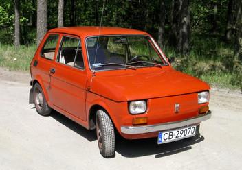 Podręczniki / Literatura / Przeglądy Fiat 126
