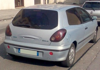 Pokrowce ochronne Fiat Brava