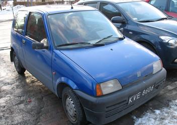 Pokrowce ochronne Fiat Cinquecento