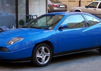 Podręczniki / Literatura / Przeglądy Fiat Coupe