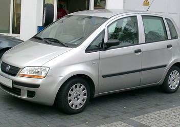 Regulator siły hamowania Fiat Idea