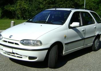 Pokrowce samochodowe Fiat Palio II