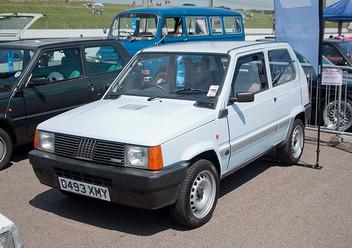 Regulator siły hamowania Fiat Panda III