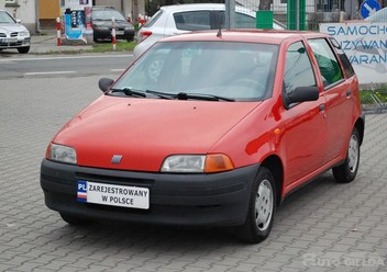 Antena Fiat Punto I