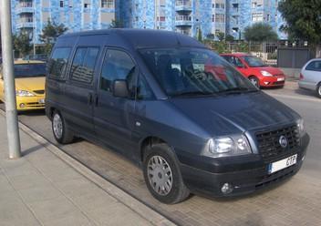 Antena Fiat Scudo II