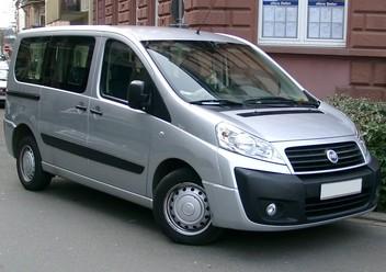 Pokrowce samochodowe Fiat Scudo I