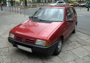 Podręczniki / Literatura / Przeglądy Fiat Uno