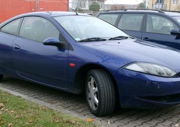 Antena Ford Cougar