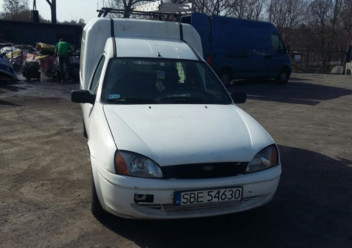 Antena Ford Courier