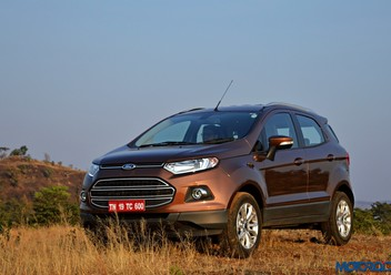 Regulator siły hamowania Ford EcoSport