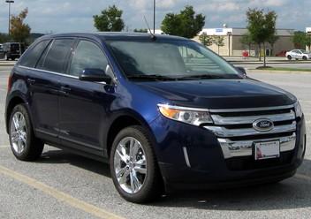 Dywaniki samochodowe Ford Edge