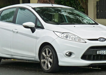 Pompa ABS Ford Fiesta Mk7