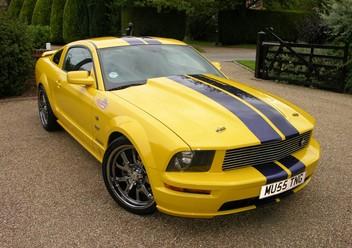 Antena Ford Mustang