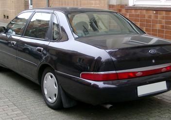 Antena Ford Scorpio