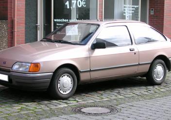 Pokrowce ochronne Ford Sierra