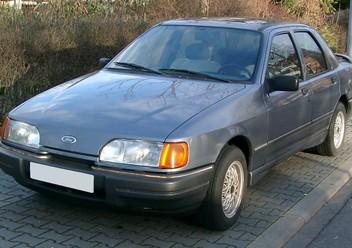 Serwo hamulca Ford Sierra SX