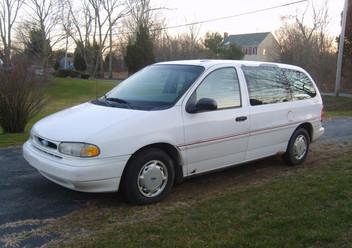 Pokrowce samochodowe Ford Windstar II