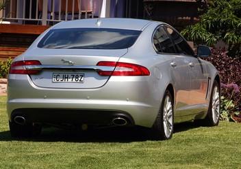 Podręczniki / Literatura / Przeglądy Jaguar XF FL