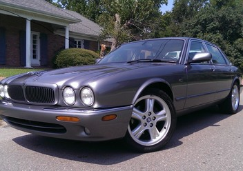 Pompa ABS Jaguar XJ III