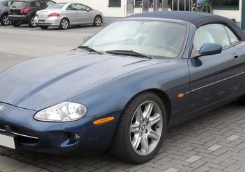 Pokrowce samochodowe Jaguar XK