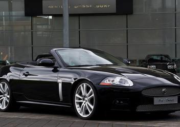 Podręczniki / Literatura / Przeglądy Jaguar XKR