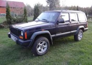 Pokrowce samochodowe Jeep Cherokee KL