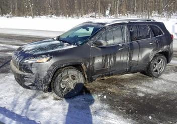 Regulator siły hamowania Jeep Cherokee KL