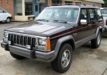 Dywaniki samochodowe Jeep Cherokee XJ