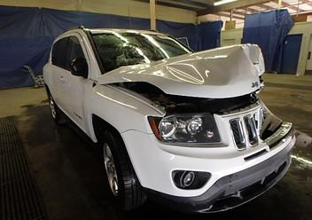 Regulator siły hamowania Jeep Compass II