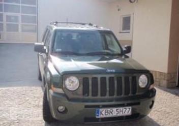 Szczęki hamulcowe przednie Jeep Patriot