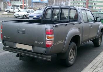 Pokrowce ochronne Mazda BT-50 II