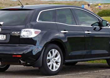 Głowica silnika Mazda CX-7 FL