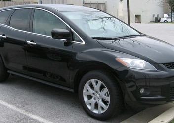 Dywaniki samochodowe Mazda CX-9 FL II